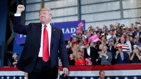 """Donald Trump Aseguró Que """"EEUU Será Invadido"""" Si La Oposición Gana Las Elecciones: """"Impondrán El Socialismo, Bienvenidos A Venezuela"""""""