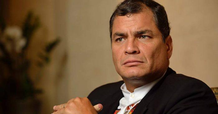 Ecuador Abre Juicio Y Declara Prófugo Al Expresidente Rafael Correa Por Secuestro