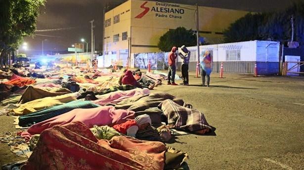 Desbordada Por La Llegada De Inmigrantes, Tijuana Pide Ayuda Al Gobierno Mexicano