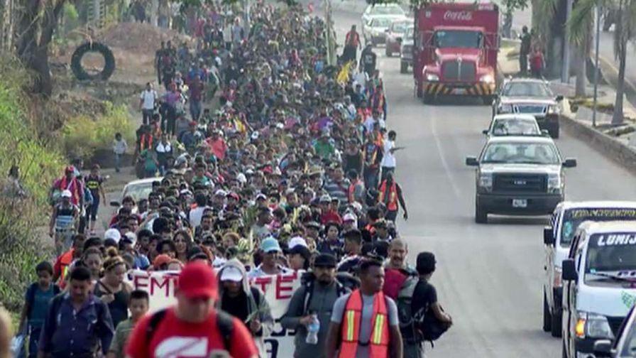 ¿Son Las Caravanas De Migrantes Parte De Un Plan Para Atacar A EE.UU.?