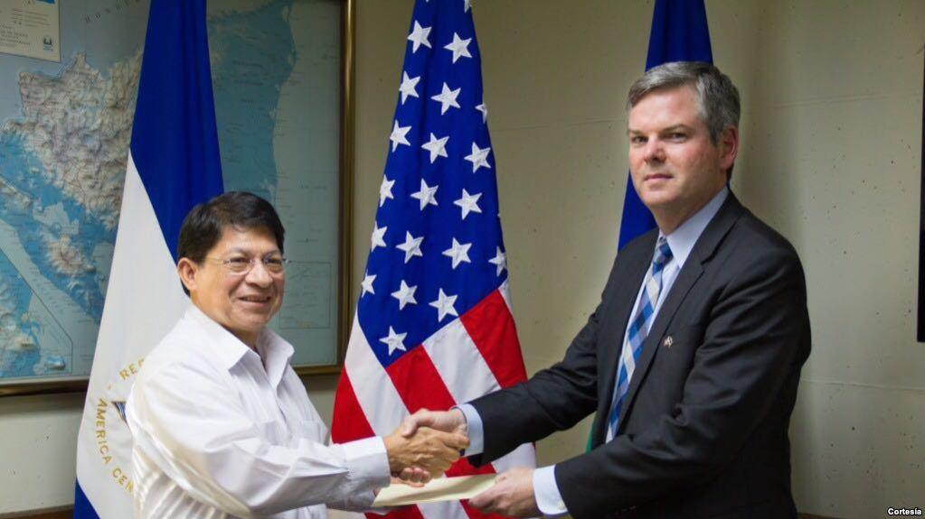 EE.UU. Anuncia Nuevo Embajador En Nicaragua