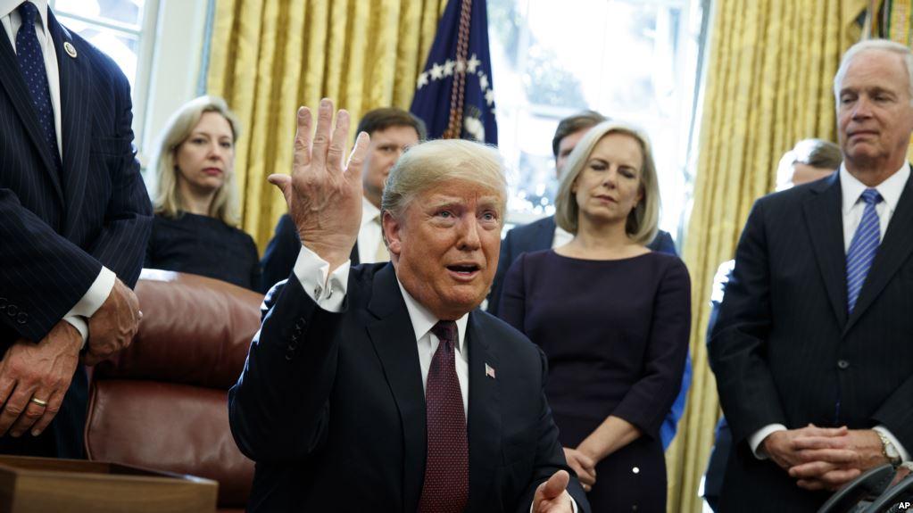 Trump Entrega Respuestas A Mueller Sobre Interferencia Rusa