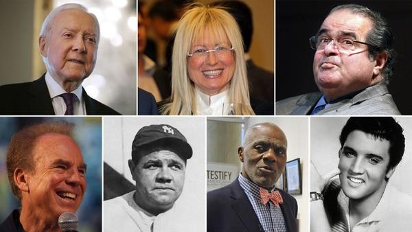 Quiénes Son Los 7 Elegidos Por Trump Para Recibir La Máxima Distinción Civil Del Gobierno De EEUU