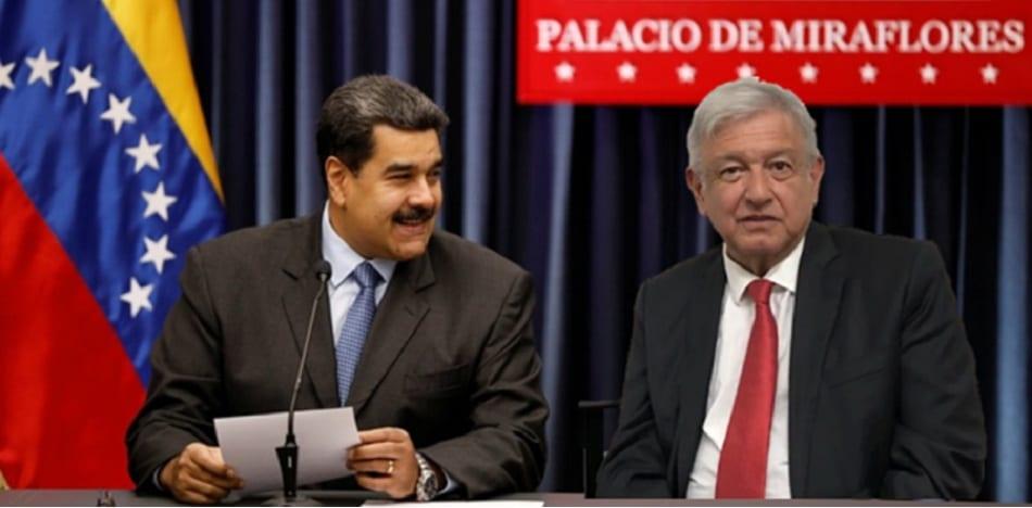 Con Invitación A Maduro, AMLO Revela Que Será Un Aliado De La Dictadura