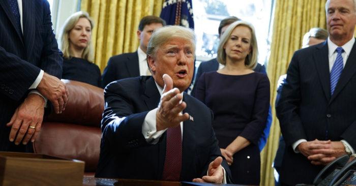 Trump Evalúa Otros Posibles Cambios De Personal En Su Gabinete