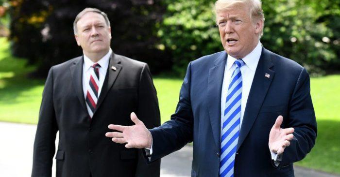 EE.UU. Restablece Todas Las Sanciones Contra Irán