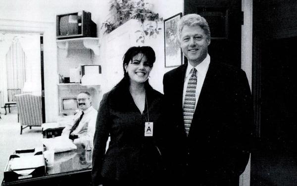 Monica Lewinsky Reveló Qué Hizo Para Enloquecer A Bill Clinton Y Cómo Fue El Primer Encuentro Sexual